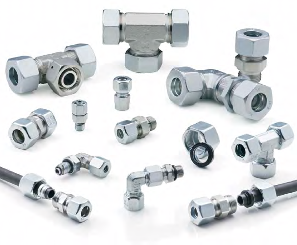 Steel compression fittings goodwill technology